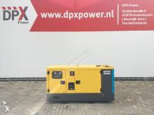 Atlas Copco QIS 10 - 10 kVA Generator - DPX-19400 construction
