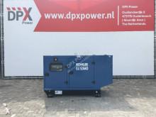 SDMO J110 - 110 kVA Generator - DPX-17106 construction