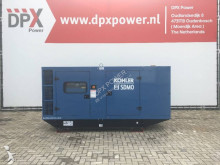 SDMO J130 - 130 kVA Generator - DPX-17107 construction
