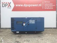SDMO J200 - 200 kVA Generator - DPX-17109 construction
