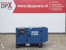 SDMO J33 - 33 kVA Generator - DPX-17101 construction