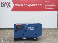 SDMO K9 - 9 kVA Generator - DPX-17000 construction
