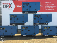 SDMO V550 - 550 kVA Generator - DPX-17205 construction