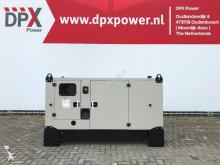 Perkins 1104A-44TG2 - 88 kVA Generator - DPX-17655 construction
