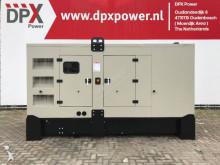 Perkins 1106A-70TA - 165 kVA Generator - DPX-17657.1 construction