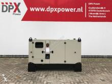 Iveco NEF45SM1 - 66 kVA Generator - DPX-17550 construction