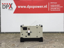 Mitsubishi generator construction