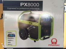 Pramac PX8000 6 kVA NEW Mobile generator construction