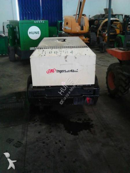 Material de obra ingersoll rand compresor 7 26 usado n - Material de obra ...