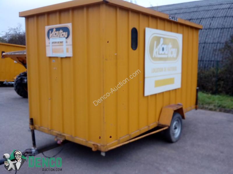 bungalow occasion cabane de chantier algeco vendre achetez votre materiel tp sur europe tp. Black Bedroom Furniture Sets. Home Design Ideas