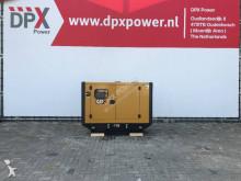 Caterpillar DE33E0 Generator - DPX-18004 construction