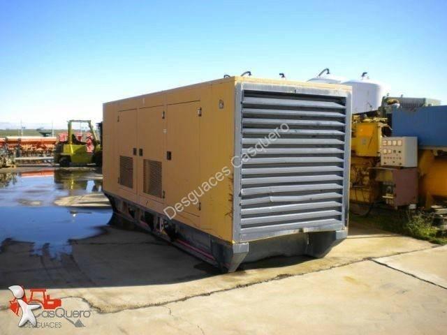 Material de obra caterpillar outros materiais generador - Material de obra ...