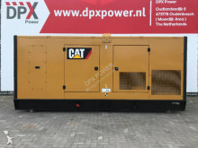 Caterpillar C15 - 500 kVA Generator - DPX-18026 construction