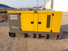 Atlas Copco QAS60 construction