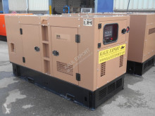 Ricardo 45 KVA Generator Silent Unused New construction