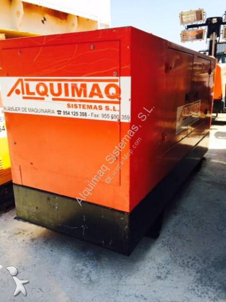 Material de obra gesan gerador 75 kva usado n 2517291 - Material de obra ...