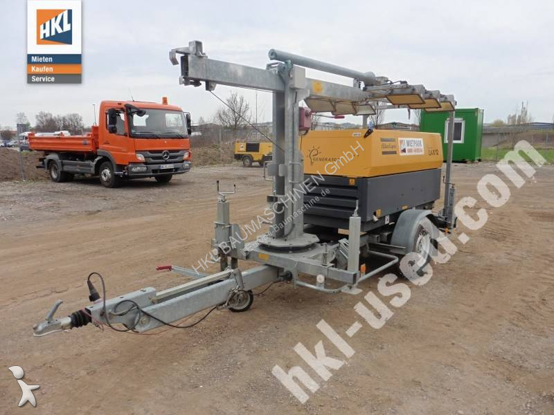Atlas Copco QAX 12 DDLT construction