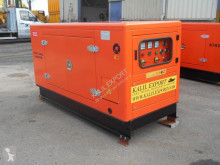 n/a Generator Set GF3- 40 KVA Silent Unused New construction
