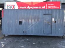 Scania DC16 43A - 550 kVA - 60Hz - Generator - DPX-11186 construction