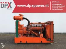 Iveco 8281 SRI - 400 kVA Generator - DPX-11322 construction
