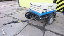 строительное оборудование Atlas Copco Kompressor XAS 36 YD