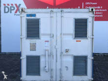 Gesan DPR20 - Perkins - 22 kVA Generator - DPX-11314 construction