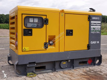 Atlas Copco QAS 14KVA SILENT (KUBOTA ENGINE) construction