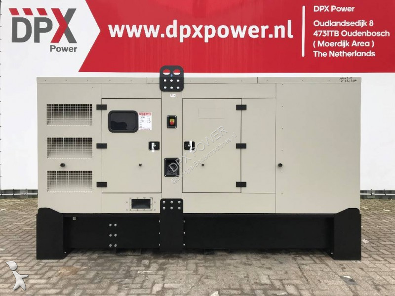 Scania Stage IIIA - DC9 - 275 kVA - DPX-17820 construction