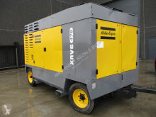 Atlas Copco XRVS 476 - N construction