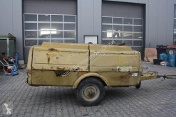 Atlas Copco XAS 120 construction