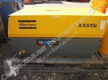 Atlas Copco XAS47 DD G construction