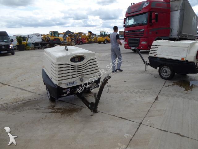 Materiaal voor de bouw Sullair S38