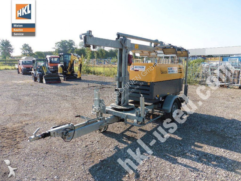 Atlas Copco QAX 20 DDLT construction