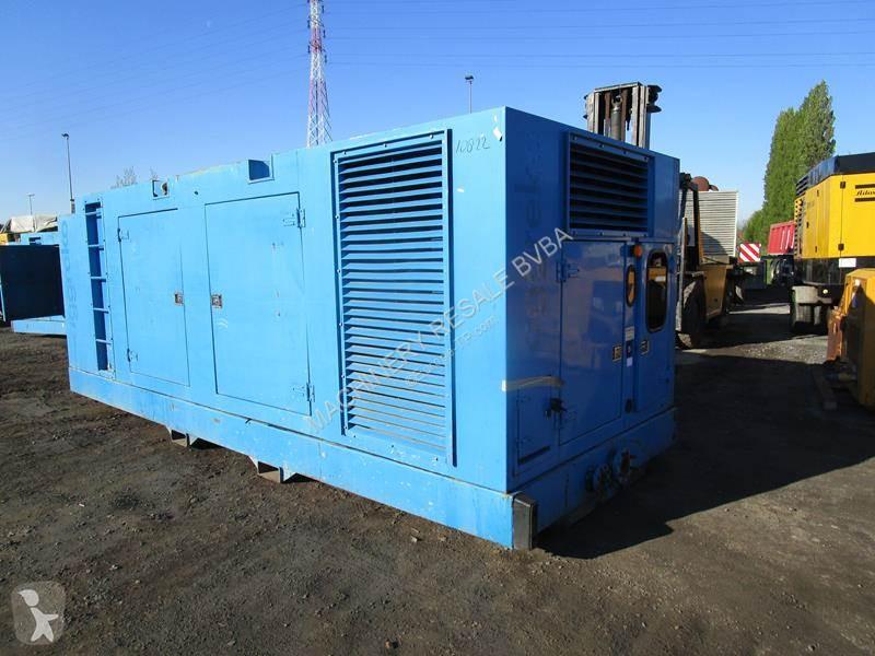 Ingersoll rand XHP 1170 WCU construction