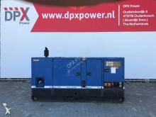 Atlas Copco 125 kVA (Perkins) Generator - DPX-11417 construction