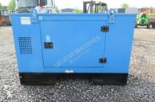 Leroy somer generator construction