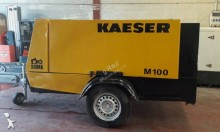 Kaeser compressor construction
