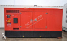 Scania generator construction