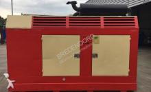 Scania 165kva construction