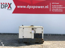 Iveco 8035E15 - 35 kVA Generator - DPX-11338 construction