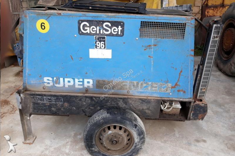 Materiaal voor de bouw Gen Set MPM 12-370