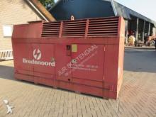 materiaal voor de bouw aggregaat/generator Bredenoord
