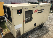 Ingersoll rand Groupe Electrogene G22R G 22 R construction