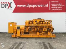 Mitsubishi S16N-PTA - 1.325 kVA Generator - DPX-11467 construction