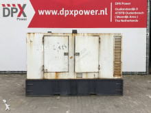Iveco 125 kVA - Canopy Only - DPX-11336-B construction