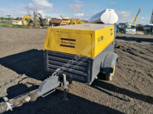 Atlas Copco - XAS 157 construction
