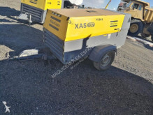 Atlas Copco - XAS 137 construction