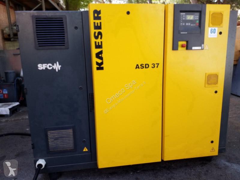Vedere le foto Mezzo da cantiere Kaeser ASD37SFC