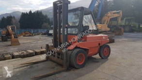 Linde H60 construction