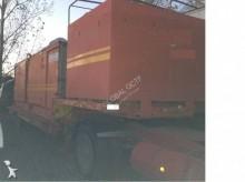 materiaal voor de bouw aggregaat/generator Jeumont Schneider